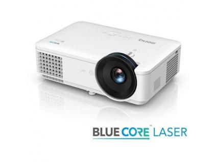 BenQ DLP Laser Projektor LH720 1920x1080 FHD/4000 ANSI lm/100000:1/2xHDMI/VGA/MHL/1x10W Repro, 9H.JJH77.33E
