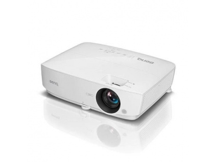 BenQ DLP Projektor MS535 /3D/800x600 SVGA/3600ANSI/15000:1/2xHDMI/1x2W repro