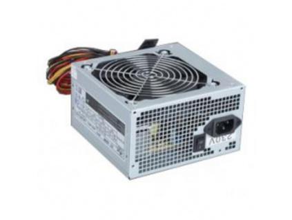 EUROCASE zdroj 350W s PFC (ventilátor 12 cm, standby pod 0,5W ) 20/24pin, 4pin P4, 2xSATA, s termoregulaci