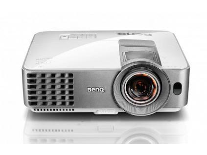 BenQ DLP Projektor MW632ST /3D/WXGA 1280x800/3200 ANSI lm/13000:1/HDMI/USB/1x10W repro/Short Throw