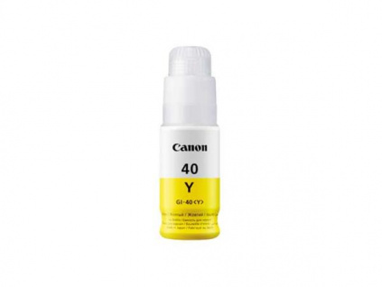 Canon Ink GI-40 Yellow