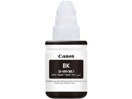 Canon GI-490 BK, černý, 0663C001