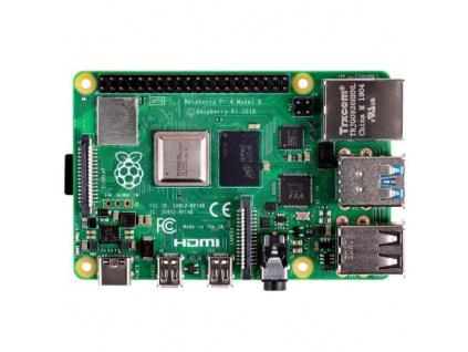 RASPBERRY Pi 4 Model B 2GB jednodeskový počítač, Raspberry-PI-4-2GB