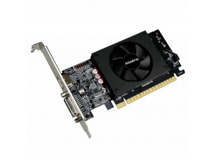 GIGABYTE GT 710 1GB DR5, GV-N710D5-1GL