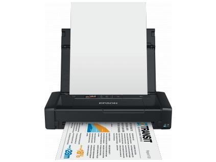 Epson WorkForce WF-100W A4, 5.760 x 1.440, wifi, C11CE05403
