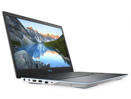 "DELL Inspiron 15 G3 (3590)/ i7-9750H/ 8GB/ 256 SSD + 1TB/ NV GTX 1660 Ti 6GB/ 15.6"" FHD/ FPR/ W10/ bílý/ 2Y Bas on-site"