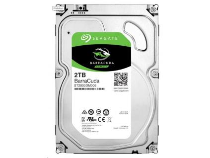 """SEAGATE HDD BARRACUDA 3,5"""" - 2TB, SATAIII, 7200rpm, 256MB cache, ST2000DM008"""