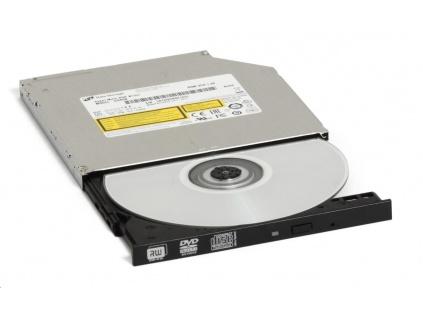HITACHI LG - interní mechanika DVD-W/CD-RW/DVD±R/±RW/RAM/M-DISC GUD0N, Slim, 9.5 mm Tray, Black, bulk bez SW