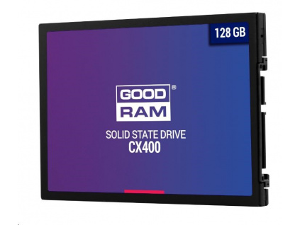 GOODRAM SSD CX400 128GB, SATA III 7mm, 2,5""