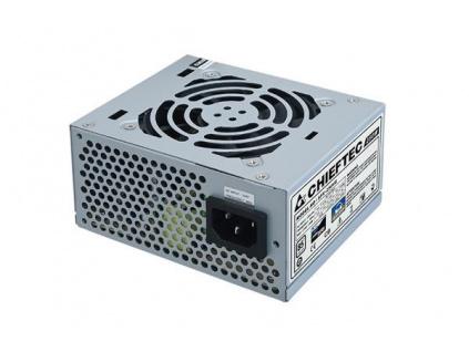 CHIEFTEC zdroj SFX 250W, active PFC, 8cm fan,> 85% efficiency, 230V, SFX-250VS