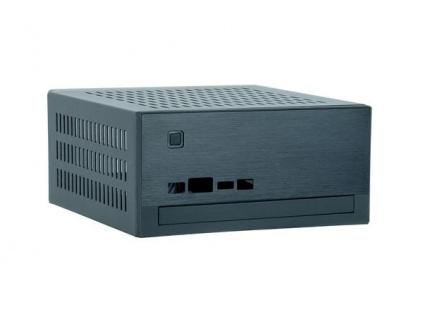 CHIEFTEC skříň Elox Series/ mini STX, STX-01B, Black, bez zdroje, STX-01B-OP
