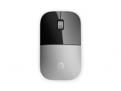HP Z3700 Wireless Mouse - Silver - MOUSE, X7Q44AA#ABB