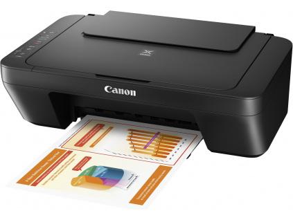 Canon PIXMA MG2555S (Print/Scan/Copy), 0727C026  + PremiumCord Kabel USB 2.0, A-B, 2m, černý ZDARMA