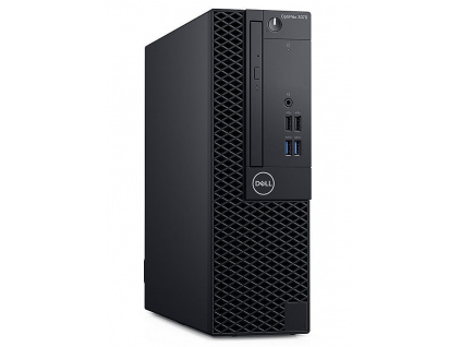 DELL OptiPlex 3070 SFF/ i5-9500/ 8GB/ 256GB SSD/ DVDRW/ W10Pro/ 3Y Basic on-site