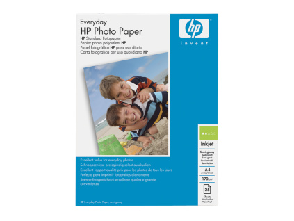 HP Everyday Photo, A4, lesk,200g, 25ks, Q5451A