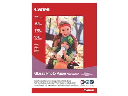 Canon GP-501, 10x15, fotopapír lesklý, 10 ks, 210g