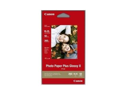Canon PP-201, 10x15cm fotopapír lesklý, 5ks, 275g, 2311B053