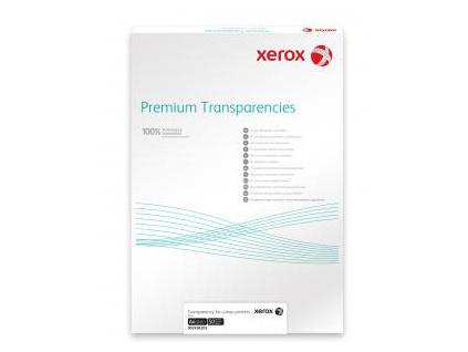 XEROX Transparency 100m A4 Plain - Mono, 003R98202