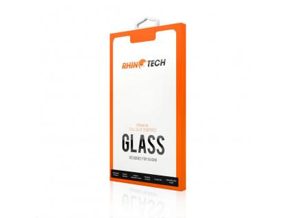RhinoTech 2 Tvrzené ochranné 2.5D sklo pro Xiaomi Redmi 8 (Full Glue) Black, RTX061