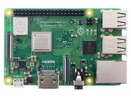 Raspberry Pi 3 Model B+ 64-bit 1GB RAM
