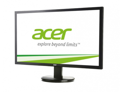 ACER LCD K222HQLbd, 55cm (21,5'') LED, 1920 x 1080, 100M:1, 200cd/m2, 5ms, DVI, Black SLIM Design