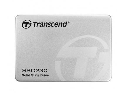 TRANSCEND SSD 230S 128GB, SATA III 6Gb/s, 3D TLC, Aluminum case, TS128GSSD230S