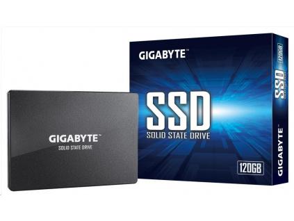 GIGABYTE SSD 120GB SATA, GP-GSTFS31120GNTD