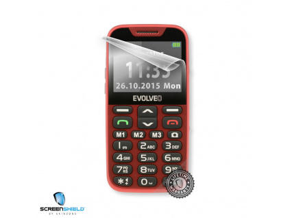 Screenshield™ EVOLVEO EasyPhone XD folie na displej, EVO-EPXD-D