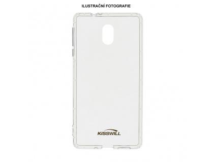 Kisswill TPU Pouzdro pro iPhone 11 Pro Transparent, 8596311094897