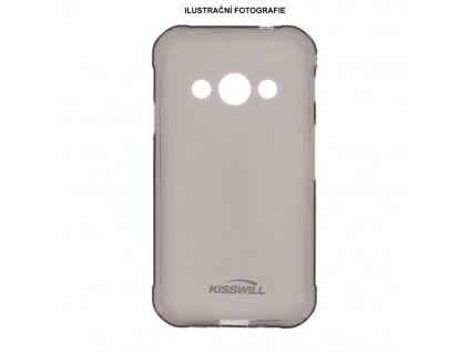 Kisswill TPU Pouzdro pro Samsung Galaxy A30s/A50 Black, 8596311095740