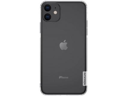 Nillkin Nature TPU Kryt pro iPhone 11 Transparent, 6902048184657
