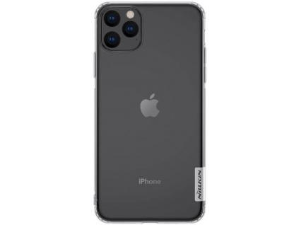 Nillkin Nature TPU Kryt pro iPhone 11 Pro Transparent, 6902048184626