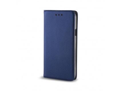 Cu-Be Pouzdro s magnetem Xiaomi Mi A3 Navy, 8595680408854