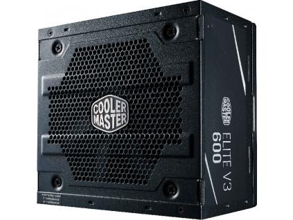 Zdroj Cooler Master MWE Elite V3 600W 80+, MPW-6001-ACABN1-EU