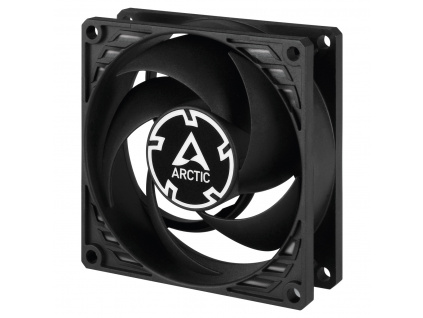 ARCTIC P8 Silent Case Fan - 80mm case fan with low speed, ACFAN00152A