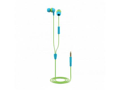 TRUST BUDDI KIDS IN-EAR HEADPHONES BLUE, 23421