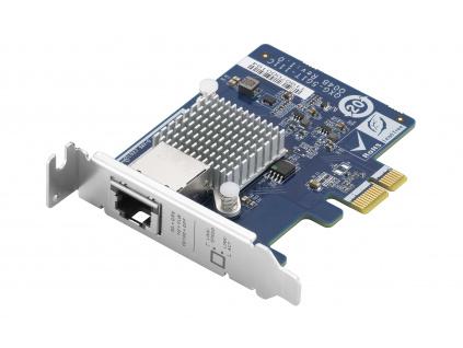 QNAP QXG-5G1T-111C - 5GbE PCIe karta pro PC i NAS, QXG-5G1T-111C