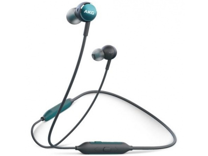 AKG Y100 Bezdrátové sluchátka, zelené, GP-Y100HAHHBAB