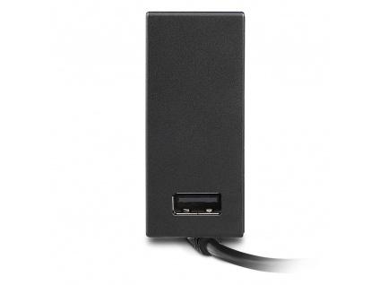 Lenovo 65W AC Travel Adapter with USB Port, GX20M73651