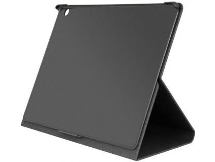 Tab M10+ FHD Folio Case/Film Black(WW), ZG38C02959