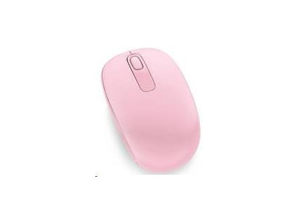 Microsoft myš Wireless Mobile Mouse 1850 Win 7/8 LIGHT ORCHID