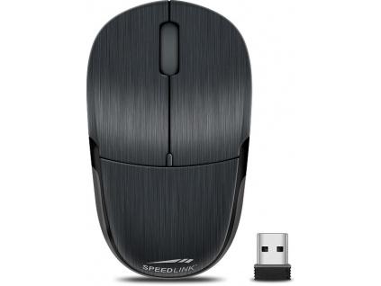 SPEED LINK myš SL-630010-BK JIXSTER Mouse - Wireless, black, SL-630010-BK