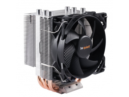 Be quiet! / chladič CPU PURE ROCK SLIM / socket AMD i Intel / 120TDP / 1x 92mm fan / 3x Heatpipe /, BK008