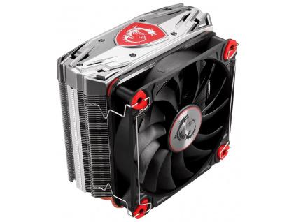 MSI chladič CORE FROZR S/ socket AMD i Intel/ 4 PIN/ 120mm fan/ 4x Heatpipe