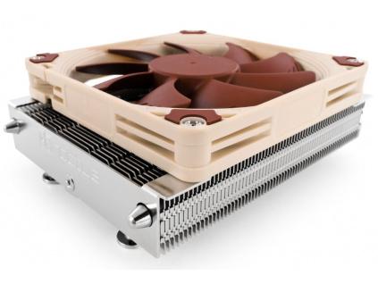 Noctua chladič NH-L9a-AM4 low profile CPU cooler / 90mm / pro AM4 / PWM / 4-pin