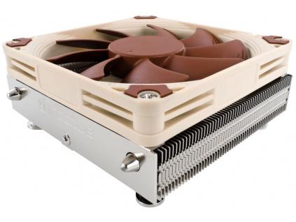 Noctua chladič NH-L9i low-profile CPU cooler / 90mm / pro Intel / PWM / 4-pin