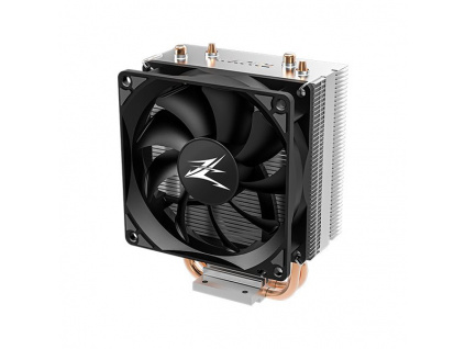 Zalman chladič CPU CNPS4X / 92mm ventilátor / heatpipe / PWM / výška 132mm / pro AMD i Intel, CNPS4X