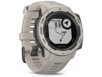 GARMIN GPS chytré hodinky Instinct Gray Optic, 010-02064-01
