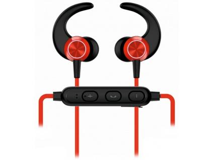 Swissten Sluchátka Bluetooth Active Červené