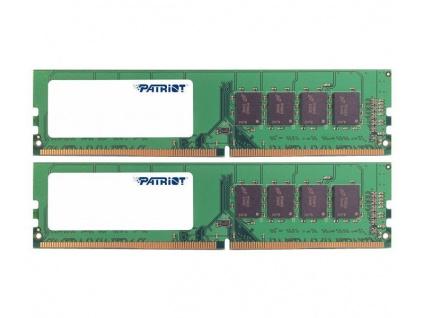 PATRIOT Signature 16GB DDR4 2666MHz / DIMM / CL19 / KIT 2x 8GB, PSD416G2666K